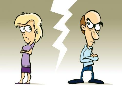 Соглашение о разделе имущества супругов