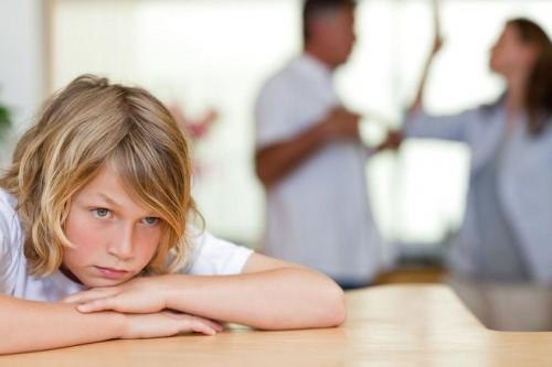 Помощь Ребенку При Разводе