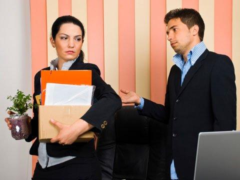 Как Оформить Увольнение