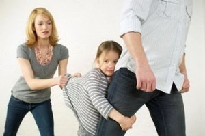Как Оставить Ребенка при Разводе