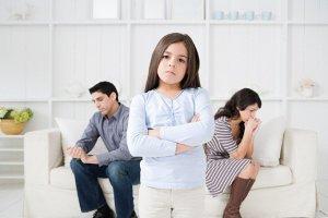 Как Поделить Детей При Разводе