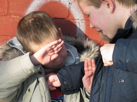 Вымогательство Подростков