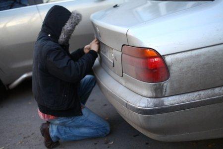 Воровство Автомобильных Номеров
