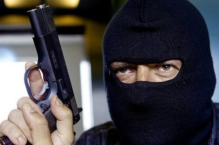 Вооруженный грабеж