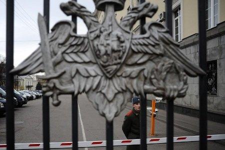Воровство в Министерстве обороны