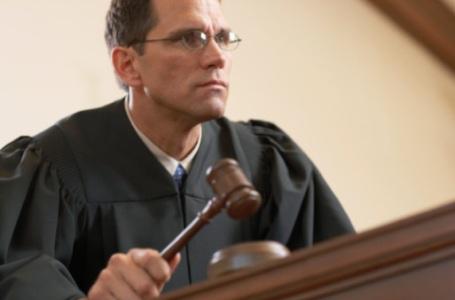 Юридическая ответственность судей