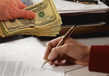 Возмещение расходов по авансовому отчету