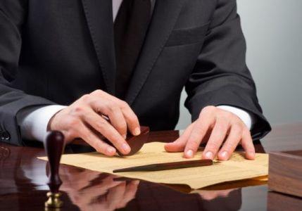 Юрист по регистрации