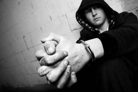 Количество преступлений несовершеннолетних