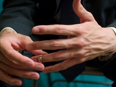 Кольцо обручальное после развода