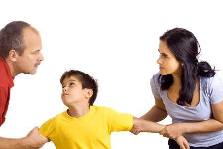 Кому достанется ребенок после развода