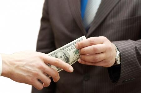 Коррупция и воровство