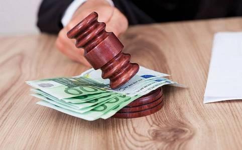 Стоимость услуг юриста