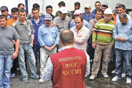 Миграционный юрист в Москве