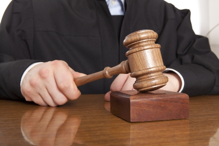 Гражданский процесс судья